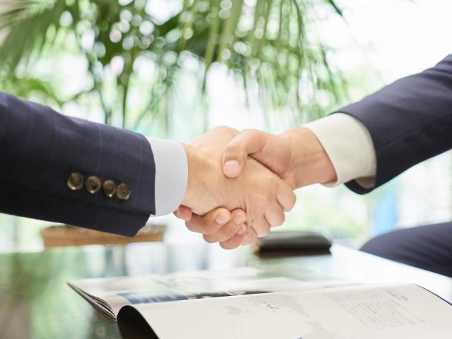 個人のお客様へ信頼関係の構築に力を入れています